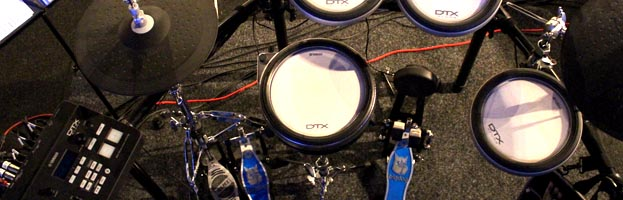 Gigging an Electronic Drum Kit – Part 1