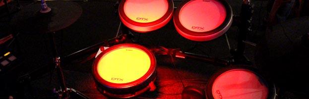 Gigging an Electronic Drum Kit