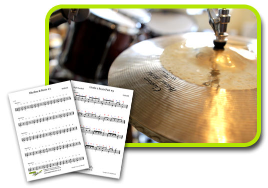 Let's Play Drums